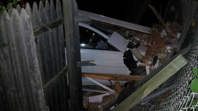Teen Crashes Car Into Bedroom Of Warr Acres Toddler