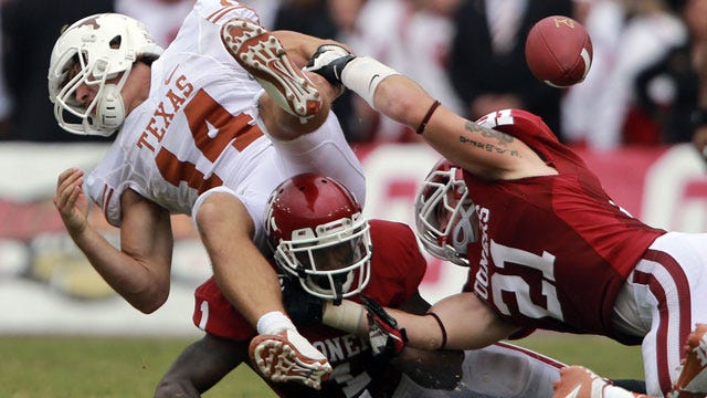 Oklahoma Shows It's Very Much Alive In Title Hunt