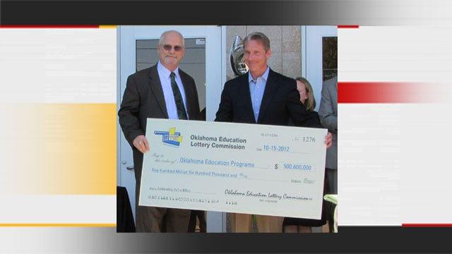 Oklahoma Lottery Raises More Than $500 Million For Education Programs