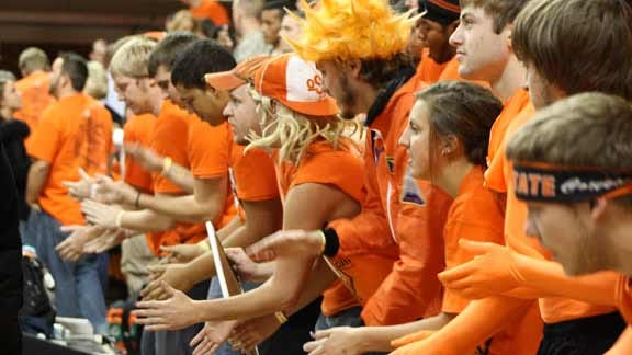 OSU Basketball Releases Multiple Ticket Options