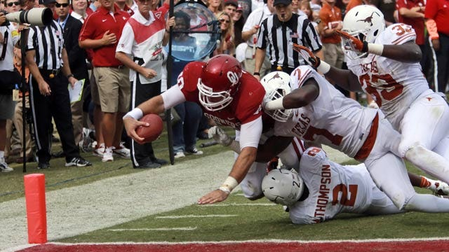 Sooners Excited About Improving Upon Texas Performance