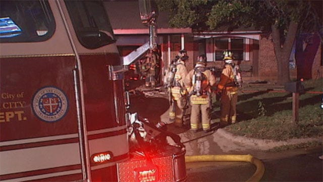 Family Of Six Escapes House Fire In Southeast OKC