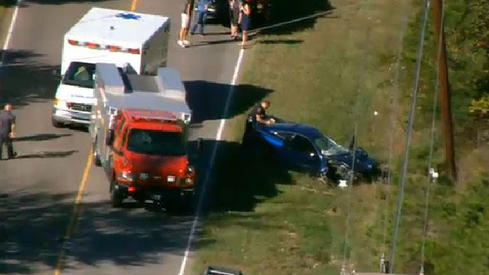 One Injured After School Bus, Vehicle Collide In SE OKC