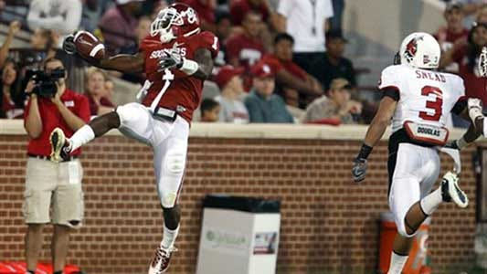 OU's Jefferson Named Jim Thorpe Defensive Back of the Week