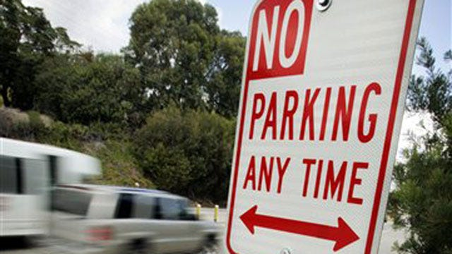 Norman PD To Enforce No Parking Zone On Game Days