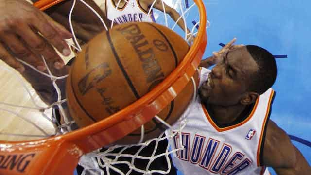 OKC Thunder Honored By Make-A-Wish
