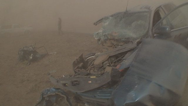 Oklahoma Soil Expert Warns About Future Dust Storms