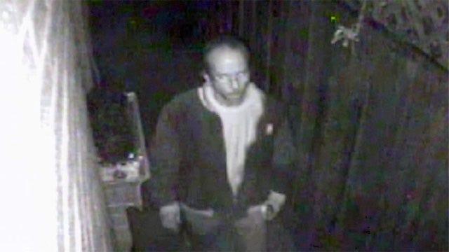 Security Camera Records Burglary Suspect At Former Oklahoma Governor's Home