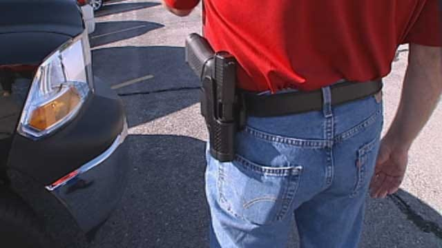 Public Discussions Scheduled For New Oklahoma Open Carry Law