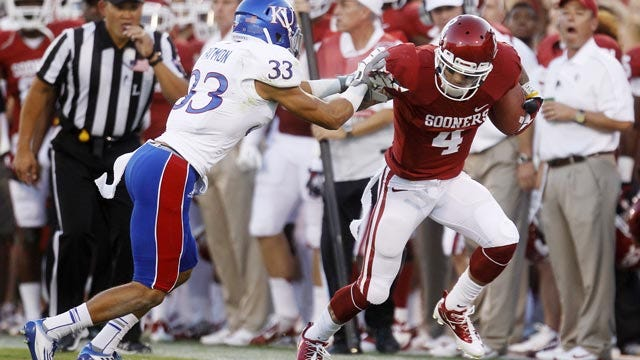 Sooners Rise In Week Eight College Football Polls