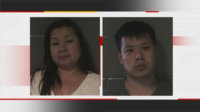 Mother, Son Duo Arrested In Lexington For Allegedly Selling Fake Marijuana