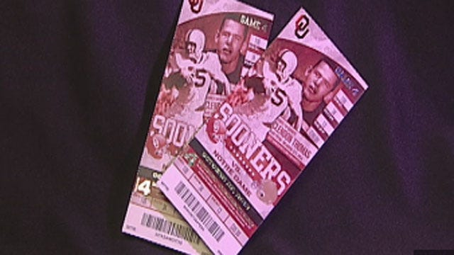 Price Of Ticket To OU-Notre Dame Game Going Up