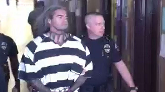 Man Accused In OKC Cathouse Murders Appears In Court