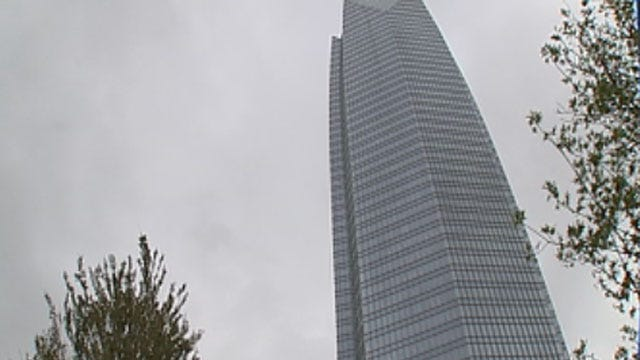 Oklahoma's Tallest Building Officially Complete