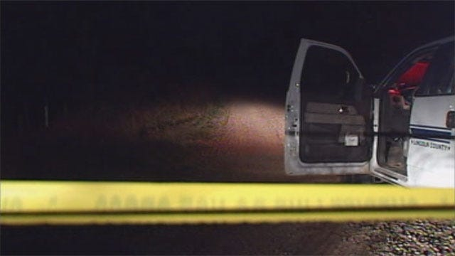 Body Found On Rural Road In Lincoln County