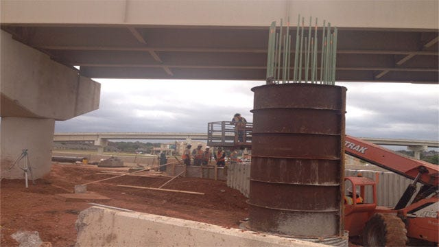 Construction To Close Major Bridge On Kilpatrick Turnpike