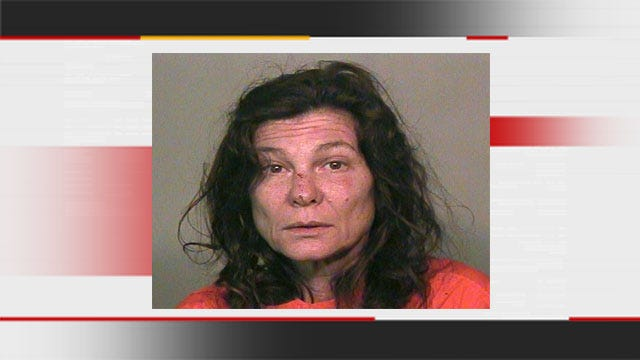 OKC Police Arrest Woman Accused Of Crawling Through Window, Shooting At Victim