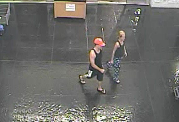 Couple Suspected Of Burglarizing Edmond Home, Using Stolen Debit Card