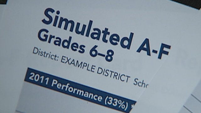 State Department Of Education Releases Grades For Oklahoma Schools