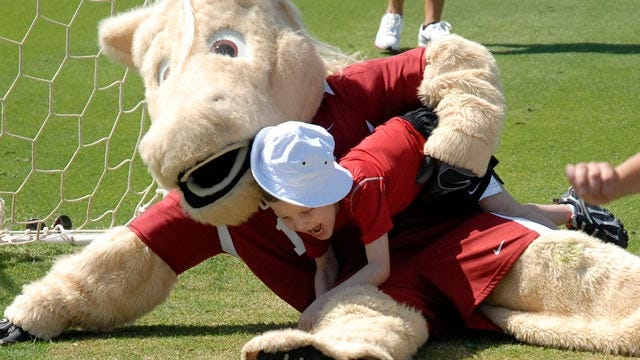 OU Volleyball Continuing To Honor Legacy Of Head Coach's Son
