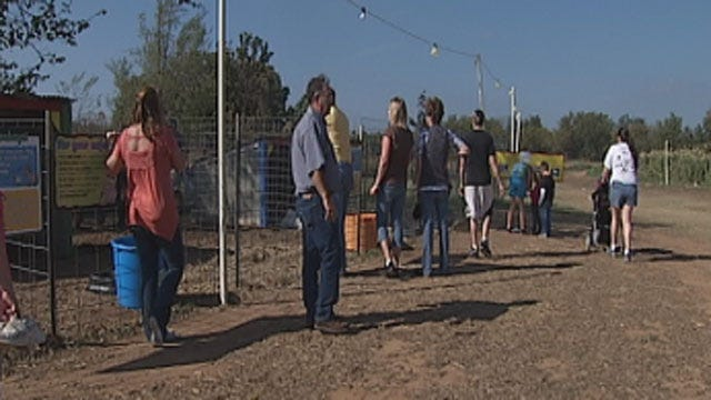 Road Trip Oklahoma Goes To Mikles Family Farm In Shawnee