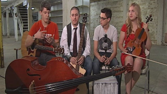 Shawnee Band 'Driftwood' Provides Unique Music Experience