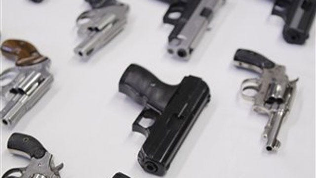 Oklahoma's Open Carry Law Goes Into Effect On Thursday