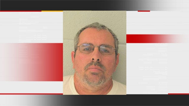 Enid Man Arrested For Molesting Two Young Girls