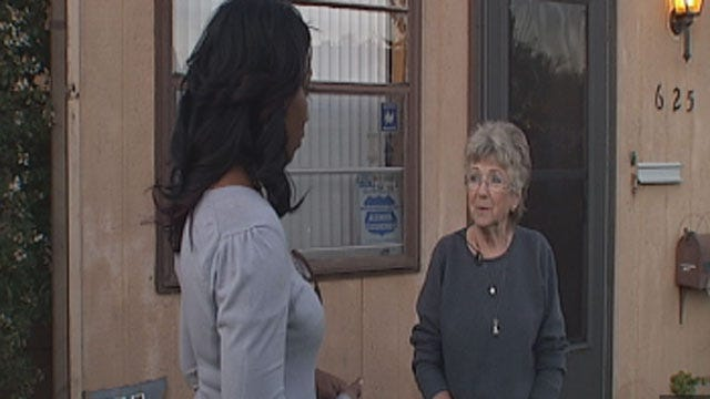 OKC Elderly Woman Fed Up After Home Burglarized Five Times