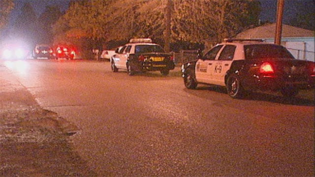 Police Arrest Four Men After Gunshots Fired At Northwest OKC Apartments