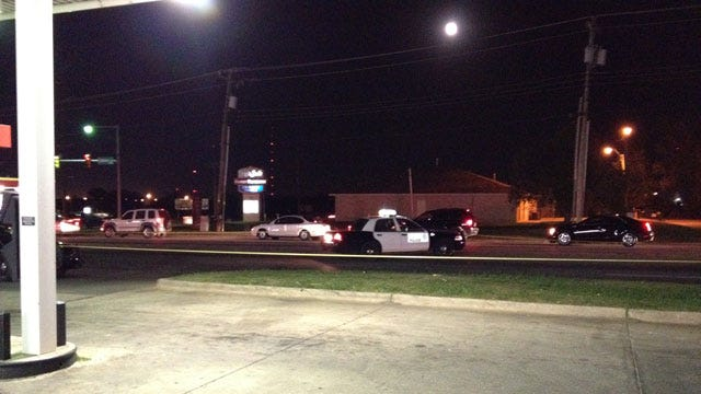 Police: One Injured In Shooting In NW OKC