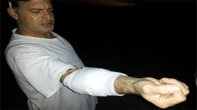 Machete-Wielding Suspect Attacks Man In Northwest OKC Neighborhood