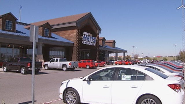 Norman Chevy Dealership At Odds With Manufacturer