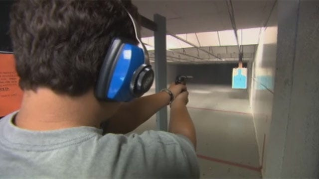 OKC Police Answer Questions About State's New Open Carry Law