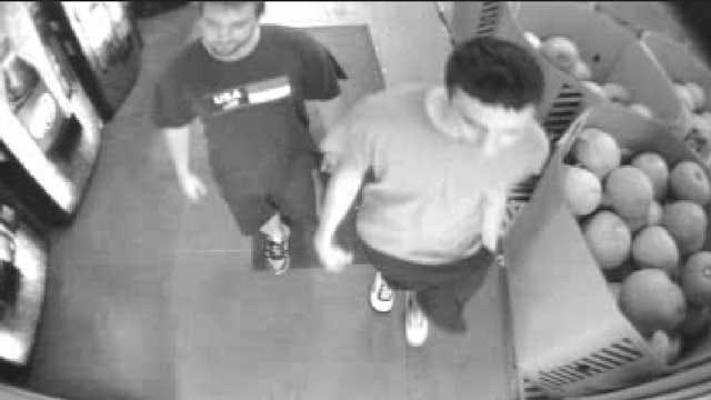 OKC Police Seek Four Suspects Involved In Burglary Case