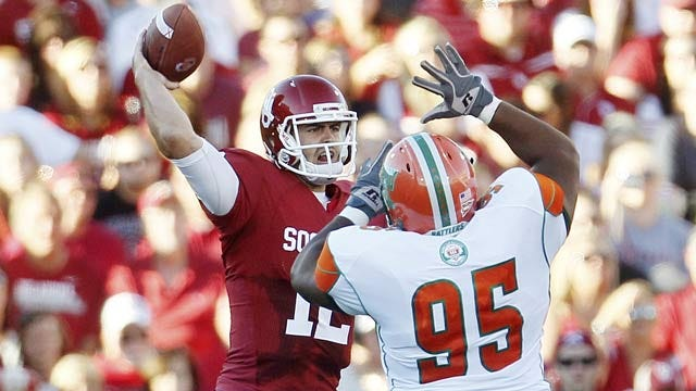 Taking A Hard Look At The Oklahoma Sooners' Offense
