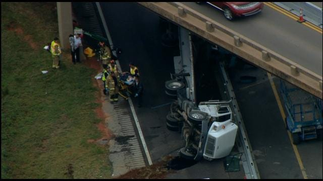 Eastbound Turner Turnpike Reopens Following Semi Crash
