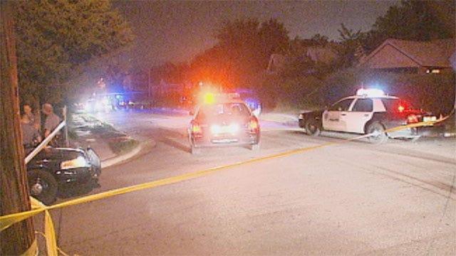 Three Men Shot Outside Home In Northeast OKC