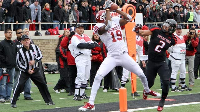 Sooners Rout Texas Tech Behind Strong Defensive Performance
