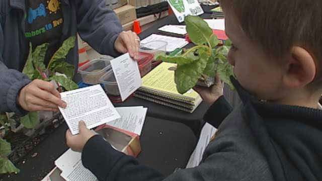 5210 Initiative Teaches OKC Families 'Numbers To Live By'