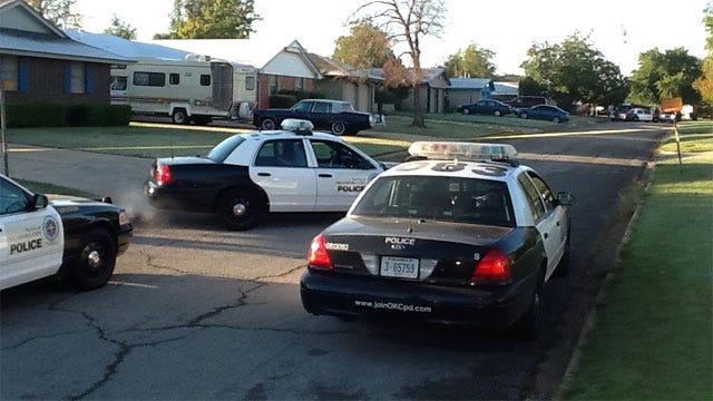 Man Shot During Crime Spree In Southwest OKC