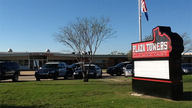 Moore Police: Gun Left By Accident At Elementary School