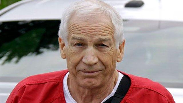 Former Penn State Asst. Football Coach Jerry Sandusky Sentenced For Sexually Abusing Children