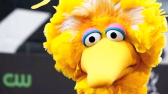 Obama Deploys Big Bird In New Political Ad