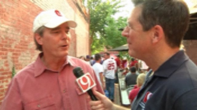 OU Alum Making His 50th Consecutive Red River Rivalry Game