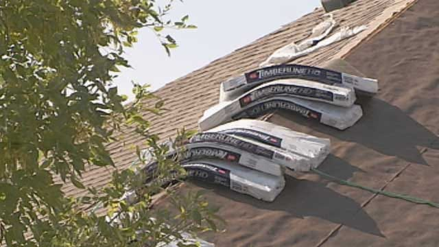 Repairs To Weather Damaged Roofs In OK Means More Tax Dollars For Cities