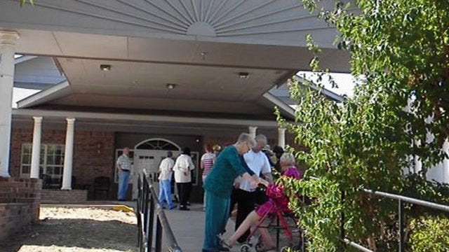 Bethany Nursing Home Evacuated After Ceiling Collapse