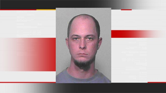 Oklahoma Man Arrested For Inappropriately Touching Young Girl