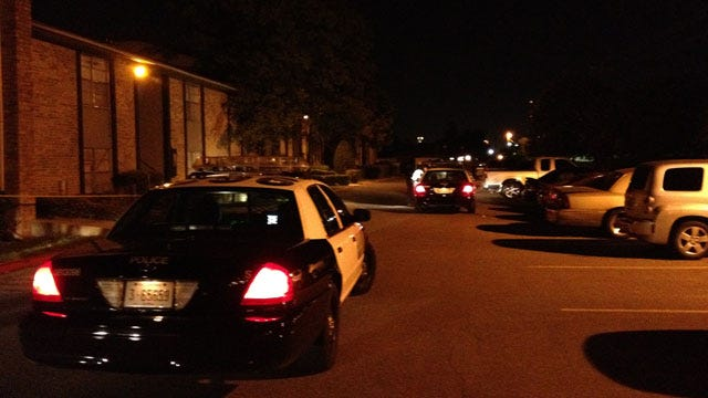 One Seriously Injured In Shooting At SW OKC Apartment Complex