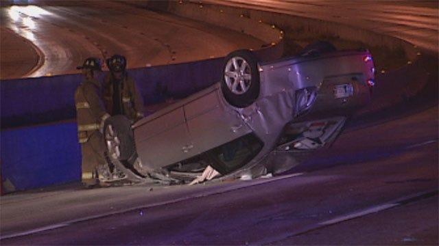 Boy, 14, Crashes In Northwest OKC After Taking Mom's Car For Joyride